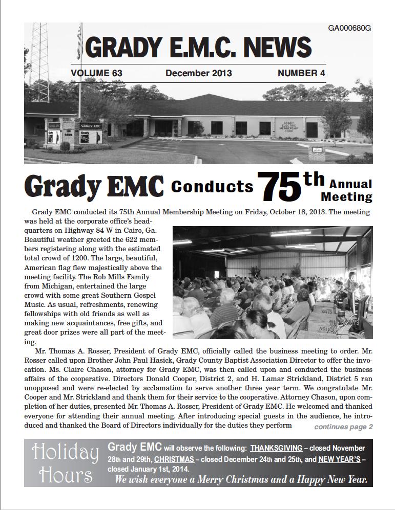 December2013 newsletter