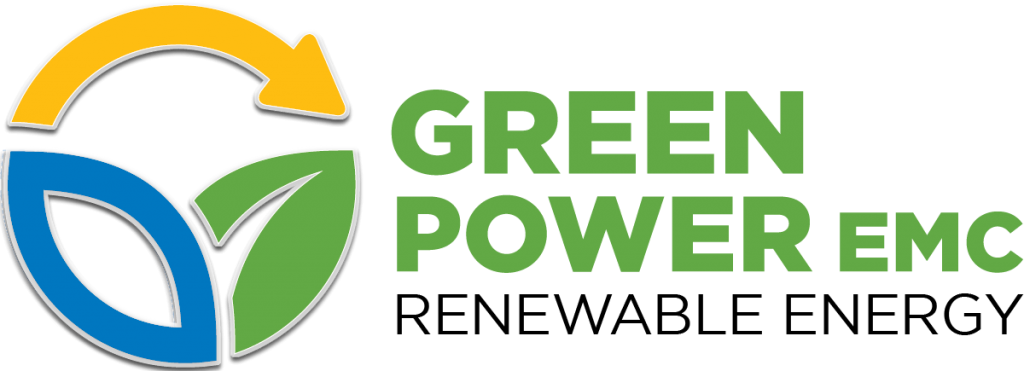 Green power emc Logo
